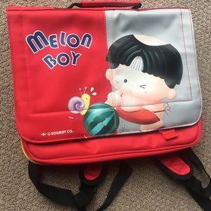 Other - Melon Boy Back Pack